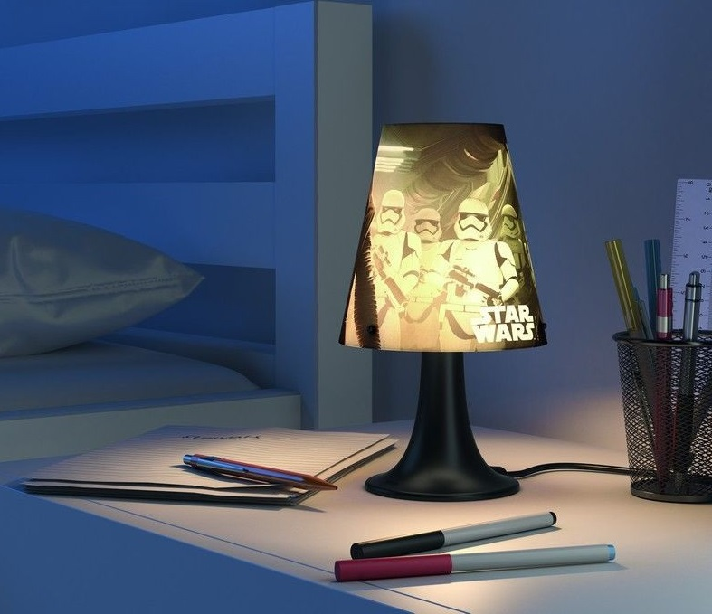 Philips Disney Star Wars VIII Table Lamp LED