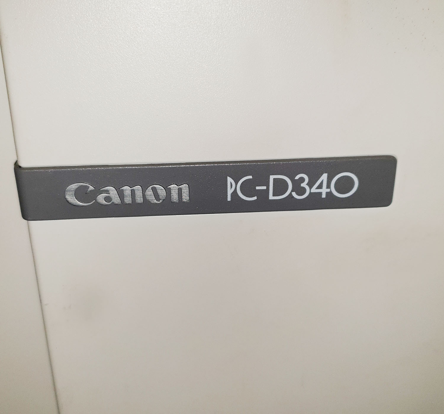 Canon PC-D340 Used A Usb A4 Laser B/W