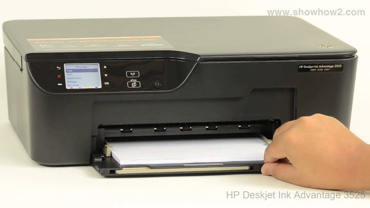 Hp Deskjet Advantage 3525 Used Laser Printer