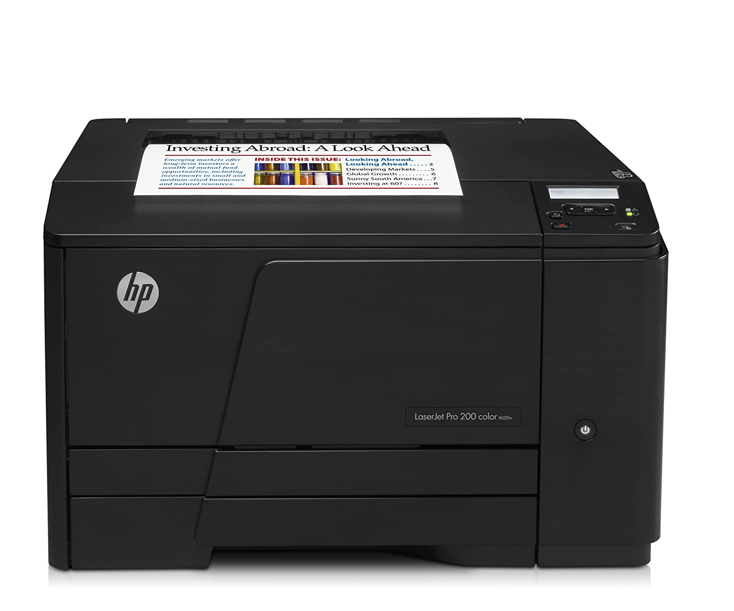Hp Laserjet Pro 200 Color M251N Used Laser Printer