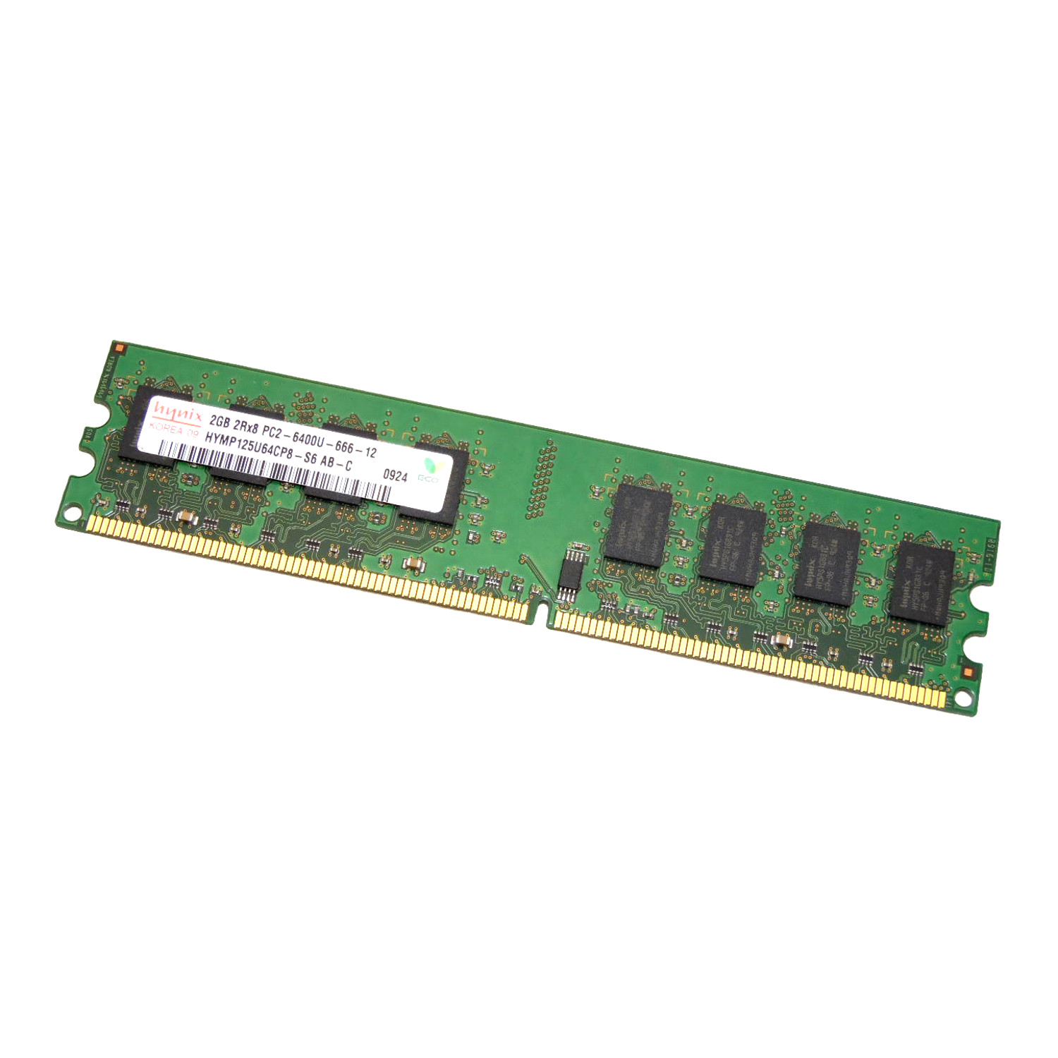 DDR3-10600 (DDR3-1333MHz) 2GB Desktop Memory Module Mixed Brand Used A