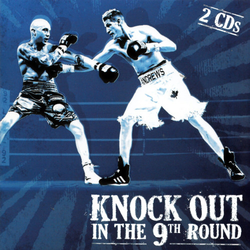 Knock Out In The 9Th Round  CD