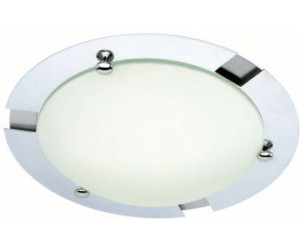 Briloner Splash Agl Bad Ceiling Light Chrome E27 IP23