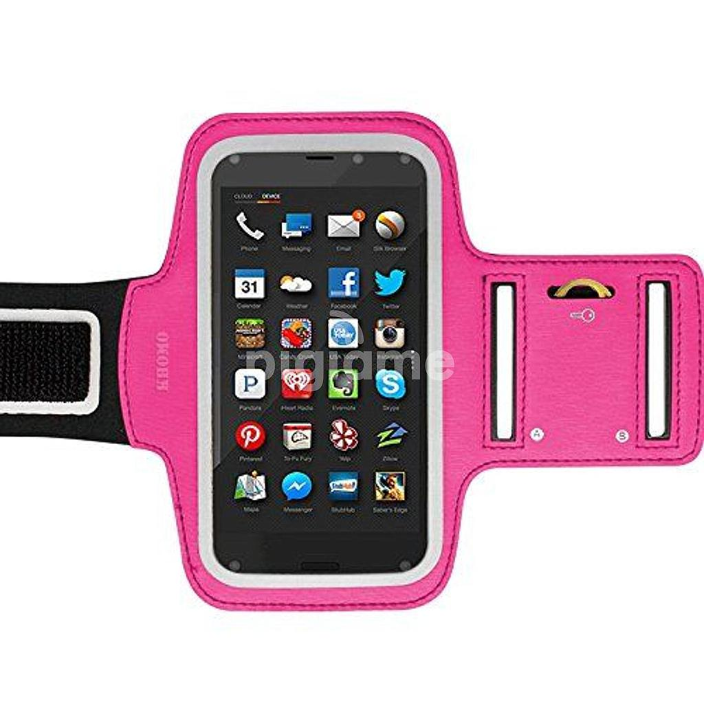 Arm Phone Holder Magenta for 4 7