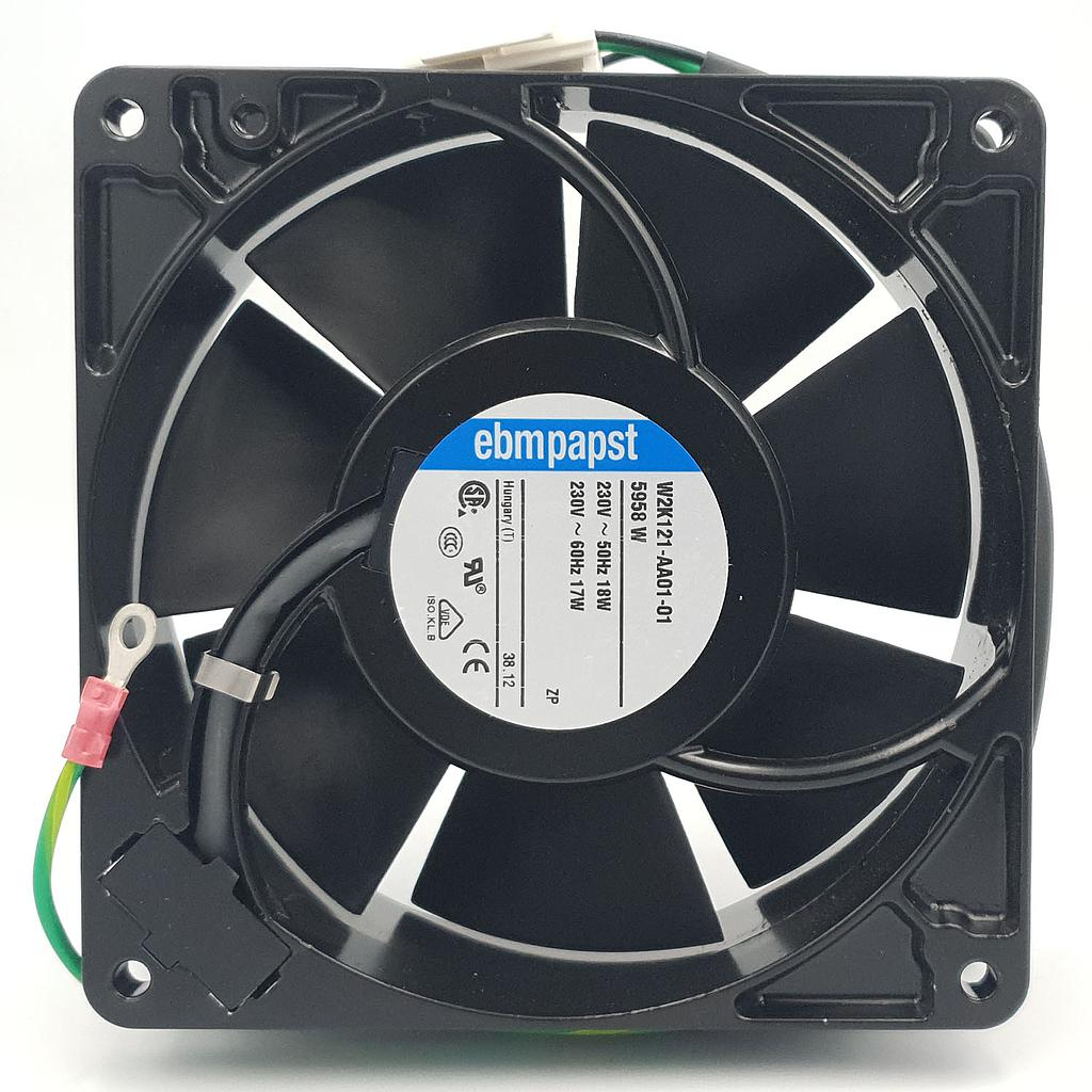 Ebmpapst Ebm 5958 Ac Axial Fan New 18R0086