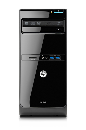Desktop Hp Pro Series 3400Mt Mini Tower G850 3Ghz 4Gb 500Gb Reburbish