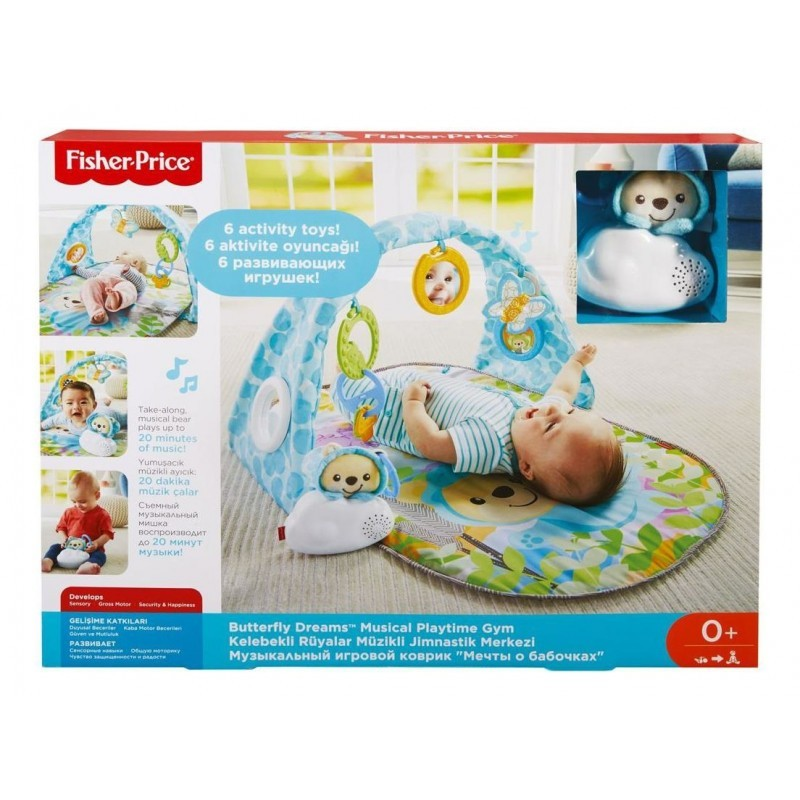 Fisherprice Infant Butterfly Dreams Musical