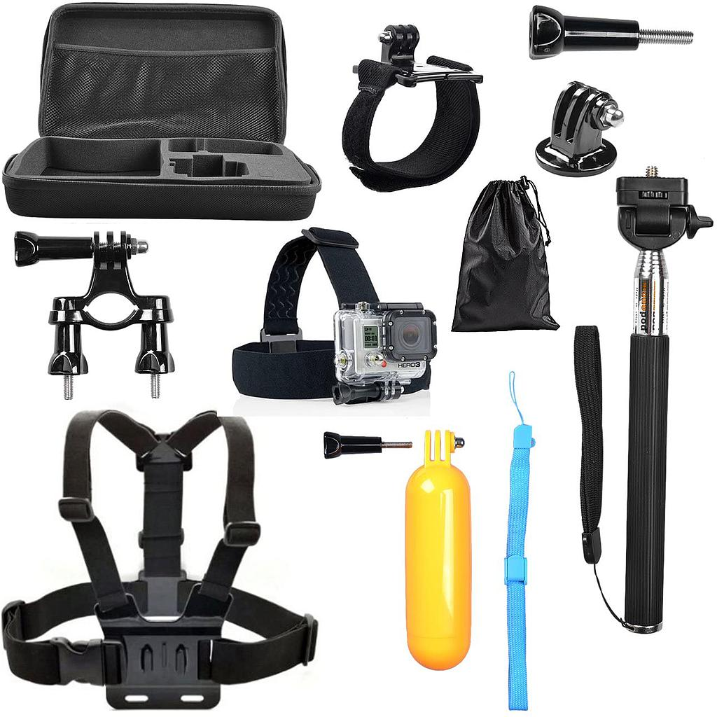 Camera Multi Accessory Kit For Gopro