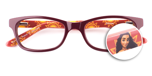 Disney Designer eyewear, Optical frame model Moana