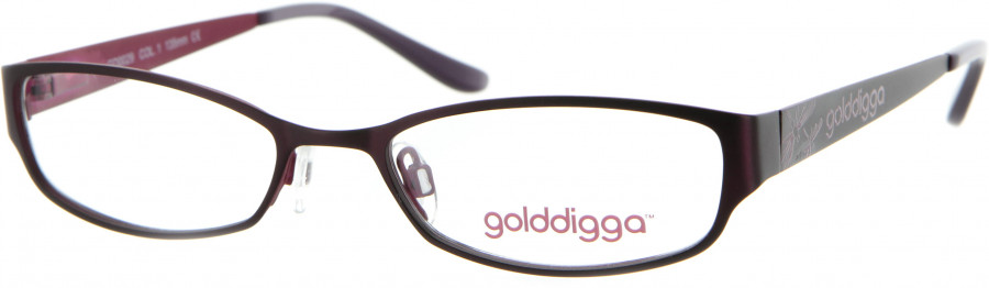 Golddigga Designer eyewear, Optical frame model Cd0074